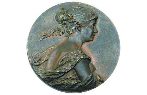 Marie Louise Bonaparte medal