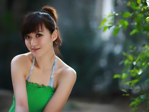 [フリー画像] 人物, 女性, アジア女性, 台湾人, 201005150100