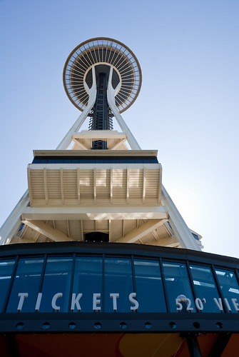 Space Needle Tickets