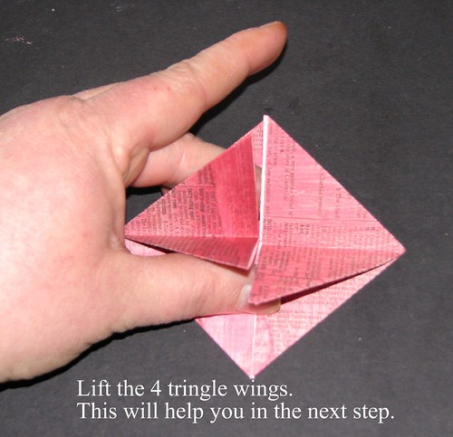 Origami Heart 014