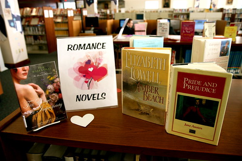 Romance Novels by you.