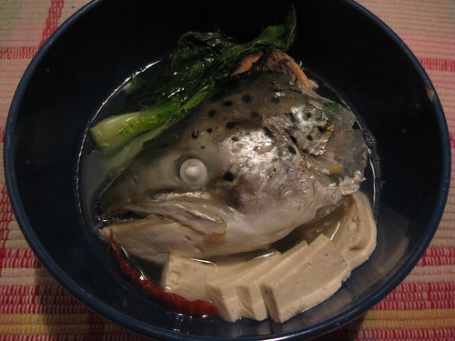 fish head soup