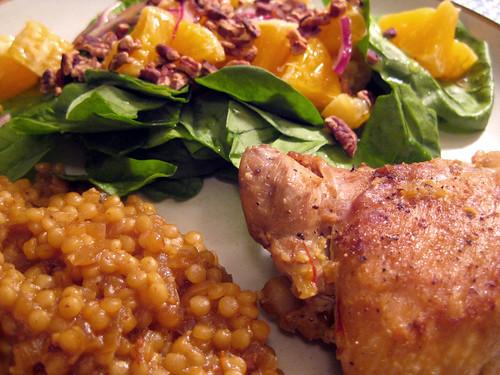 Chicken Tagine « fidget