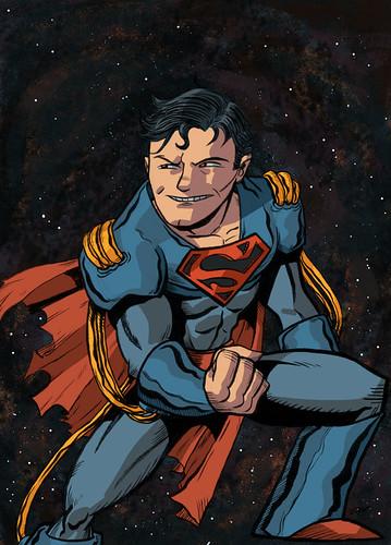 Superboy Prime!