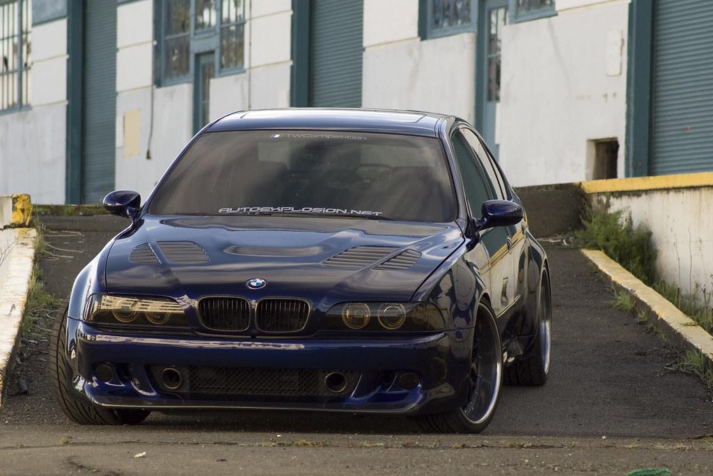 Twc L Garageworks Widebody E39 M5