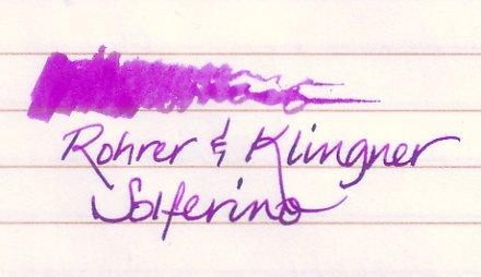 Rohrer & Klingner Solferino