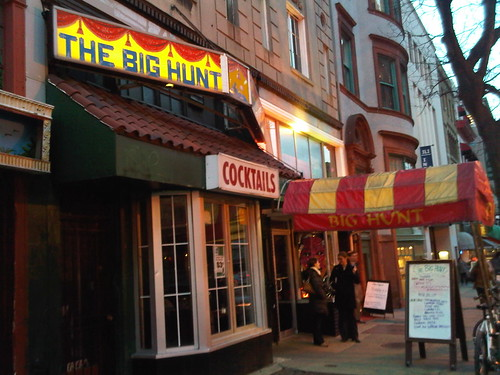 The Big Hunt - Dupont Circle