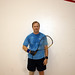 Larry Godfrey Open A Racquetball Champ