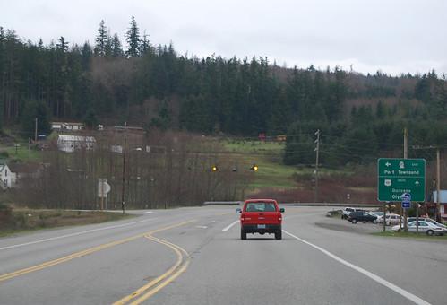 US 101 @ SR 20