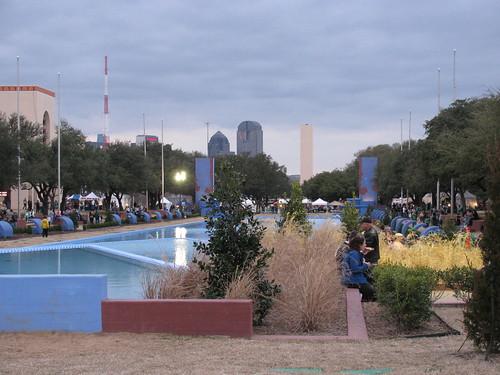 Fair Park in Dallas