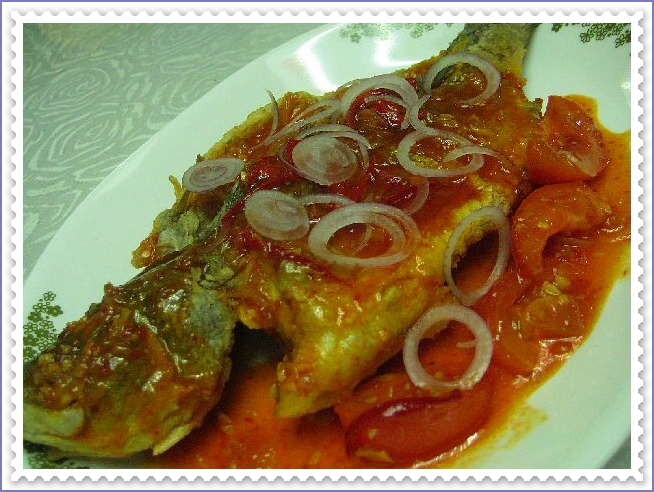 Sweet Sour Fish
