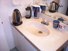 Bathroom Setup
