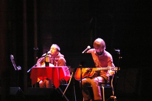 Ferran Palau y Enric Montefusco