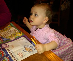 Liesl at On the Border