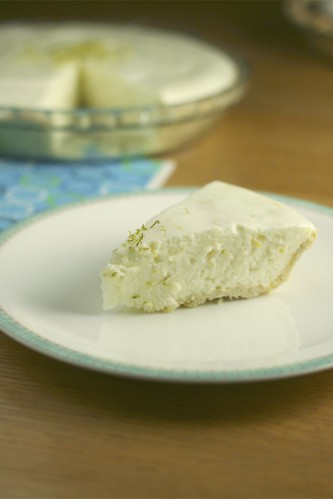 Lime Chiffon Slice
