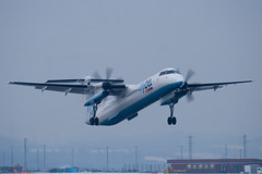 G-JECR - 4139 - FlyBe - De Havilland Canada DHC-8-402Q Dash 8 - Luton - 091221 - Steven Gray - IMG_5495