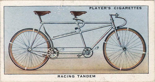 No 32 Racing Tandem