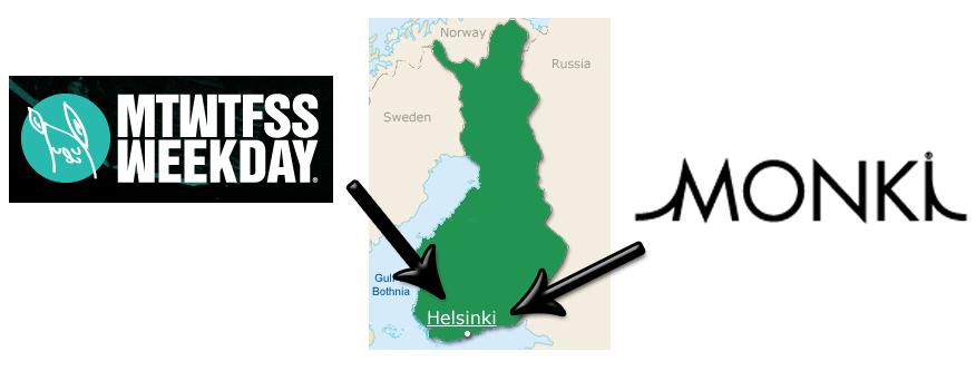 Monki Helsinki