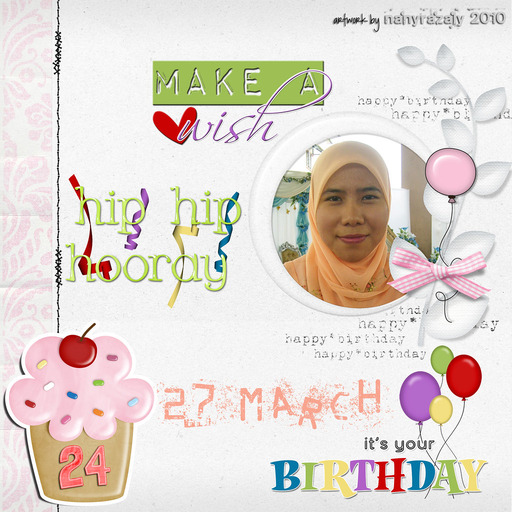 Happy Birthday Iera