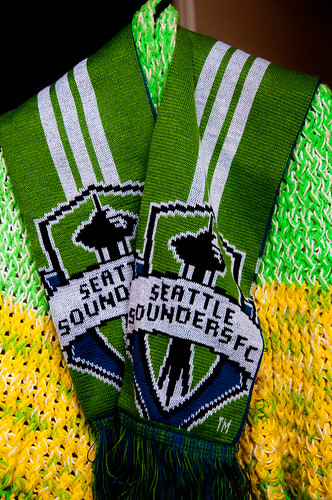 green sports colors object soccer scarves dailyshoot soundersfc ds135