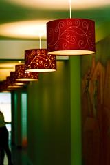 (ion-bogdan dumitrescu) Tags: light red green hallway romania walls lamps bucharest bitzi img4395 ibdp ibdpro wwwibdpro ionbogdandumitrescuphotography