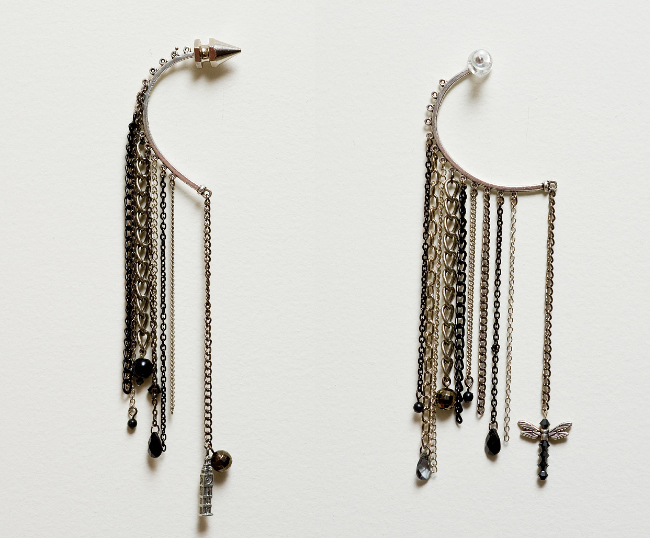 Fashion Infusion's New ear cuff