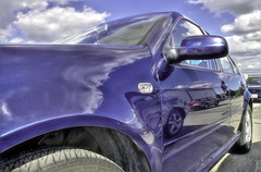 Dramatic Dreamy Jetta (mtlockca) Tags: photoshop soft glow purple dramatic jetta dreamy plugins artizen