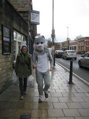 Walkin' (Leeds Tidal) Tags: leeds tidal easterbunny fair10challenge