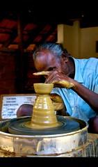 In Search Of Perfection (Opticonfusion) Tags: art culture chennai ecr southindia dakshin dakshinchitra exhibhition