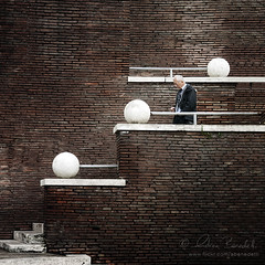 symmetry in motion () Tags: portrait italy man rome roma scale andy stairs photography japanese strada italia andrea candid down stranger andrew symmetry uomo fotografia ritratto stree simmetria giapponese descending sconosciuto scende benedetti gi nikond90