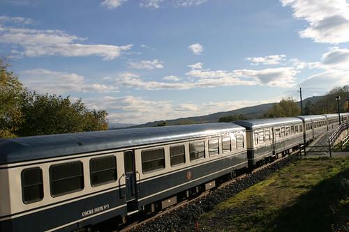 El Transcantabrico - from the Luxury Train Club