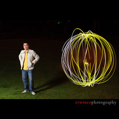 Day Thirty One (Erwin Co Photography) Tags: lightpainting sb600 baguio 365 orbs erwin sb800 d90 strobist