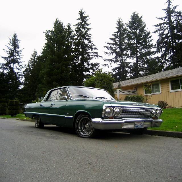 1963 Chevrolet Sedan