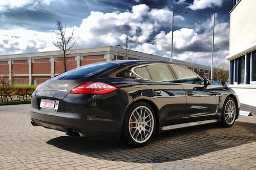 Porsche Panamera Turbo Black. EXPLORED | middot; Porsche
