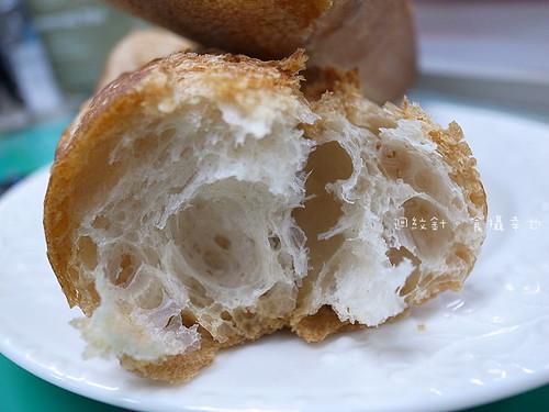 野上麵包法國棍子麵包斷面