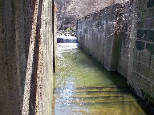 Ohio & Erie Canal - Lock 11 (Aetna Mills Lock)
