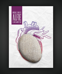 Alfie (marcos c.) Tags: film stone movie poster heart alfie michaelcaine