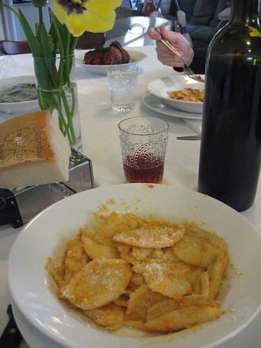 Scordo Pasta Challenge – #23 Cencioni with Tomato Sauce