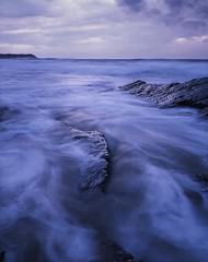 Saligo Bay, In the blue. (Richard Childs) Tags: scotland large velvia islay 4x5 format 5x4