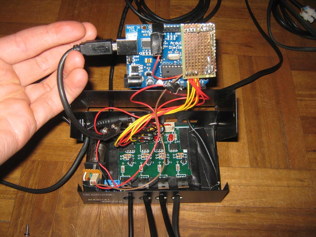 Arduino Midi Lights v2.0