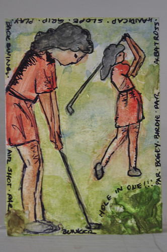 Adoro golfe