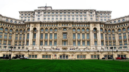 Bucharest Palace of Parliament in Romania #1