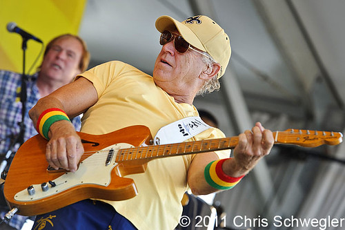 Jimmy Buffett - 05-07-11 - New Orleans Jazz & Heritage Festival, New Orleans, LA