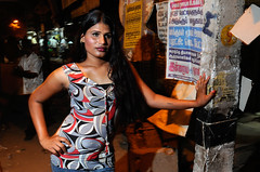 God's Brothel Brides 13 (Leonid Plotkin) Tags: india asia transgender transvestite crossdresser tamilnadu transsexual mela hijra villupuram aravani aravan koovagam