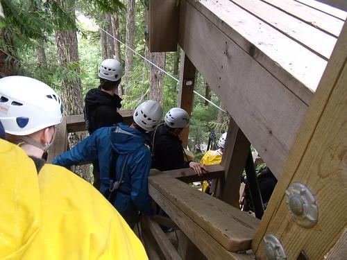 Ziptrek Ecotours (Whistler, BC)
