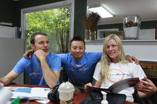 Seattle House Painting Managers by saigon oi!