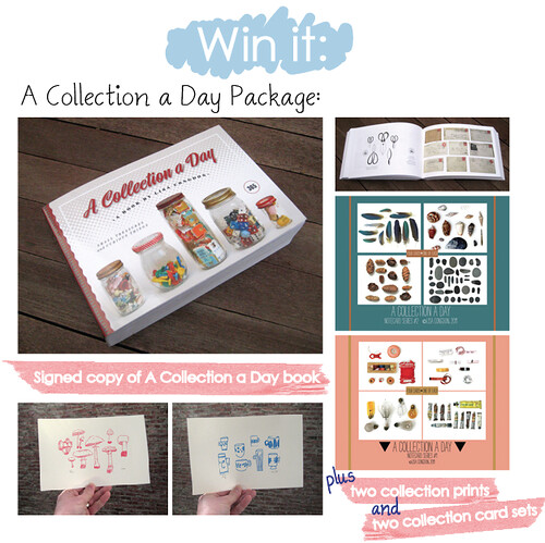 GIVEAWAY:  A Collection a Day Package