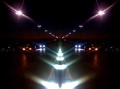 Ocaso Punto de Fuga/Vanishing Point Sunset. (jerodamor@yahoo.com.mx) Tags: ocasos torreón coahuila méxico