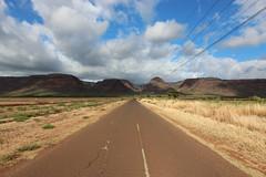 The Road to Polihale Beach (russ david) Tags: the road polihale beach kauai hawaii september 2016 hi ハワイ 風景 landscape