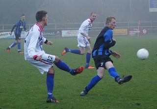 Bruchterveld 1 - NKVV 1